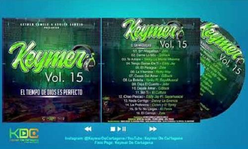 Descarga Keimer Vol 15 El tiempo de Dios es perfecto
