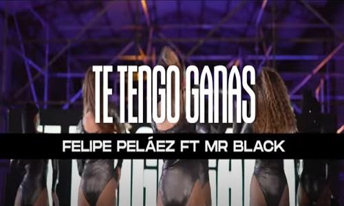 Felipe Peláez Ft Mr Black - Te Tengo Ganas (Video Oficial)