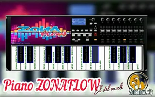 Descarga Piano zonaflow el del vacile Descargable vacilalo