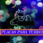 Placas nuevas 2020 para turbos Mike char-waldemaro martinez