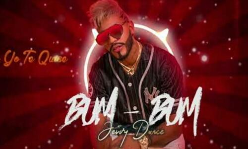 Jeivy Dance bum bum