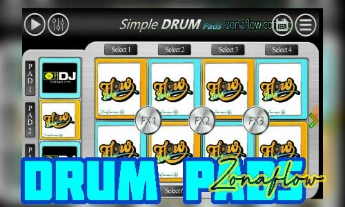 Drum pads champeta