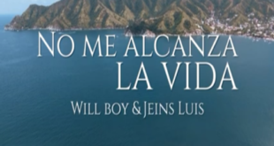 No me alcanza la vida -Jeins Luis ft Will Boy ( Audio Original) IMPERIO