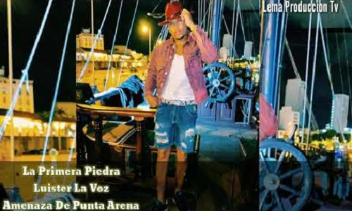 La Primera Piedra - Luister La Voz ( Acustico) - Amenaza De Punta Arena