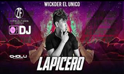 El Lapicero - Wickder El Único (Audio Oficial) Imperio